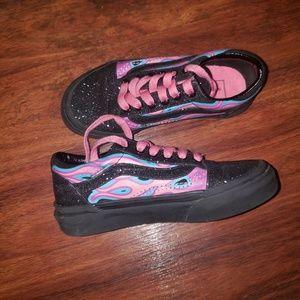 Van's kids sneakers